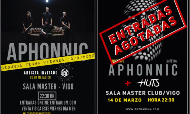 APHONNIC añade un segundo día en Vigo tras agotar entradas