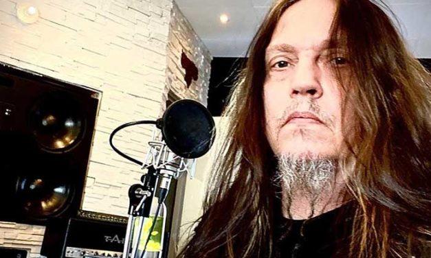 Peter Tägtgren ya está grabando el nuevo disco de HYPOCRISY