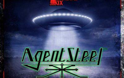 AGENT STEEL se une al cartel del XIX SKULLS OF METAL