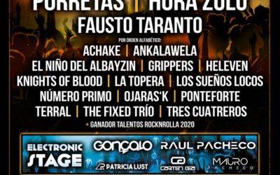 El festival LANJAROCK 2020 cierra su cartel