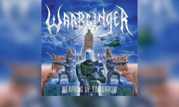 Review: WARBRINGER está de vuelta con «Weapons Of Tomorrow»