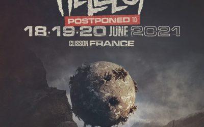 HELLFEST 2020 ha sido cancelado oficialmente