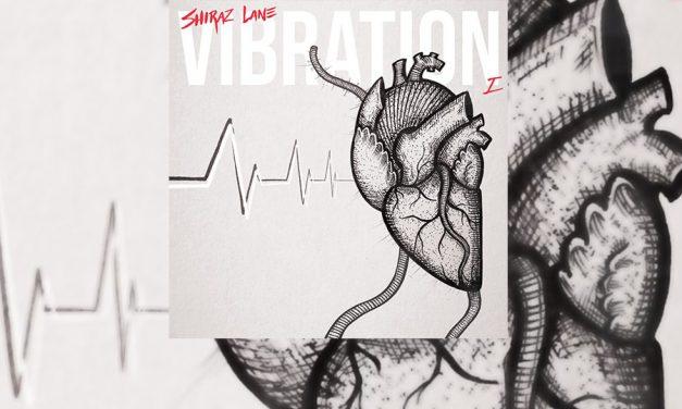 """Review: SHIRAZ LANE publica el EP """"Vibration I"""""""