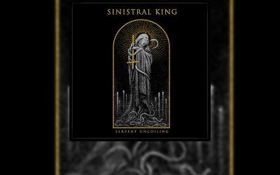 Review: SINISTRAL KING nos presenta su apoteósico debut, «Serpent Uncoiling»