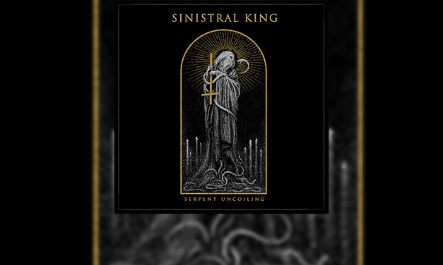 Review: SINISTRAL KING nos presenta su apoteósico debut, «Serpent Uncoiling»