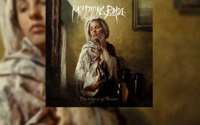 Review: MY DYING BRIDE está de vuelta con «The Ghost Orion», un álbum de superación