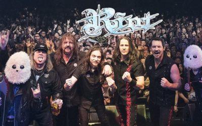 RIOT V confirma su actuación en ROCK FEST BCN 2021
