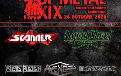 Disponible el cartel completo del XIX Skulls Of Metal Fest