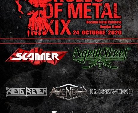Disponible el cartel completo del XIX Skulls Of Metal Fest