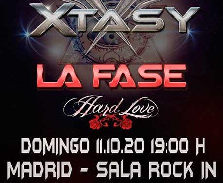 MADRID HARD ROCK FEST se celebrará el 11 de octubre