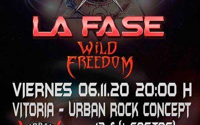 GASTEIZ IN ROCK celebrará su primera edición el 6 de noviembre