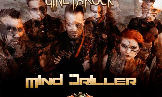 GINETAROCK confirma a MIND DRILLER para su edición del 26 de septiembre