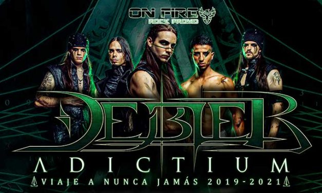 DÉBLER actualiza su gira «Viaje a nunca jamás» con más fechas