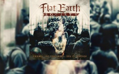 """Review: FLAT EARTH SOCIETY y su debut """"Friends Are Temporary, Ego Is Forever"""""""