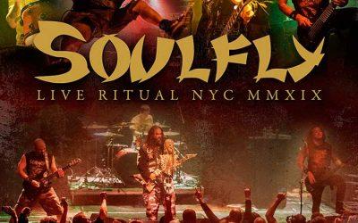 SOULFLY lanza un nuevo EP con 7 temas en directo