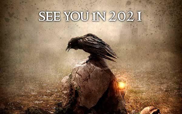 MADRID IS THE DARK VIII queda pospuesto a otoño del 2021