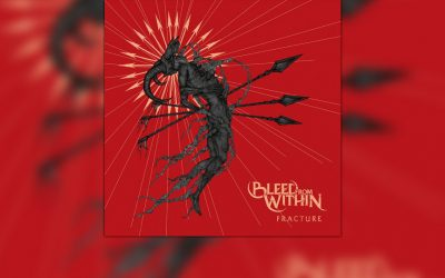 Review: BLEED FROM WITHIN trae agresivos sonidos en su nuevo disco «Fracture»