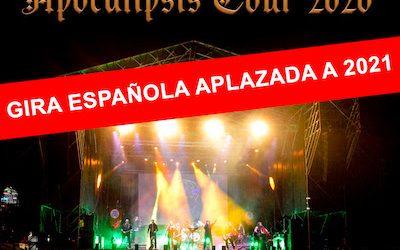 MÄGO DE OZ aplaza su gira Ibérica al 2021