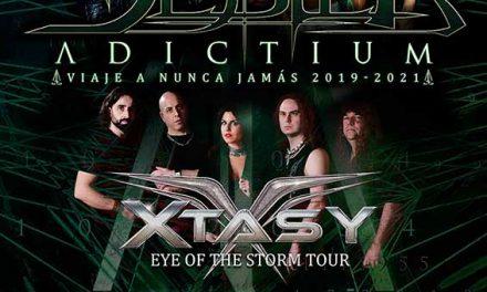 DÉBLER y XTASY reubican sus fechas en octubre de este año