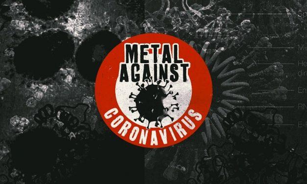 METAL AGAINST CORONAVIRUS: proyecto solidario contra la pandemia