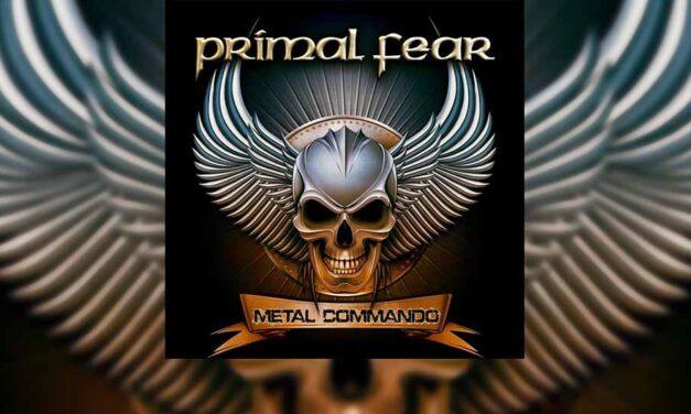Review: El nuevo y esperado trabajo de PRIMAL FEAR se llama «Metal Commando»