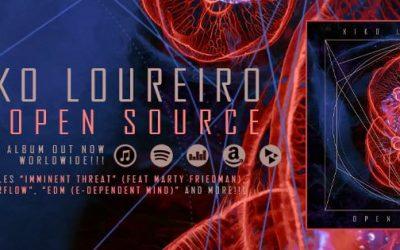Lo nuevo de KIKO LOUREIRO es «Open Source»