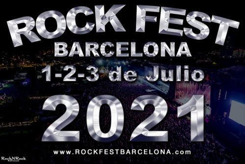Últimas novedades del ROCK FEST BARCELONA