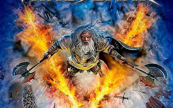 VHÄLDEMAR presenta el videoclip de «Death to the Wizard!»