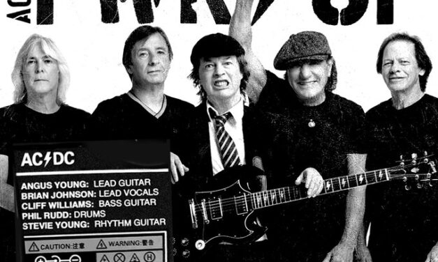 "AC/DC publica ""Shot In The Dark"", su tema de regreso"