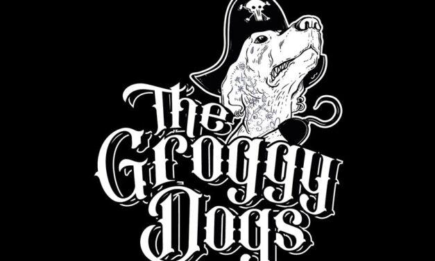 Nacen THE GROGGY DOGS, «punk pirata» desde Sevilla