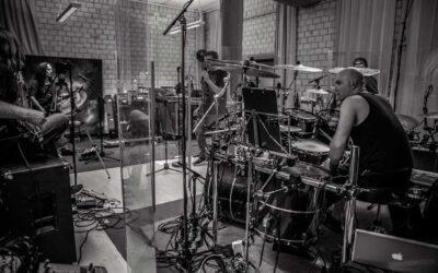 BLIND GUARDIAN ya está grabando nuevo material en estudio