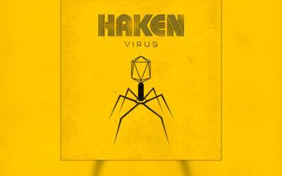 Review: HAKEN infecta nuestros oídos con su nuevo «Virus»