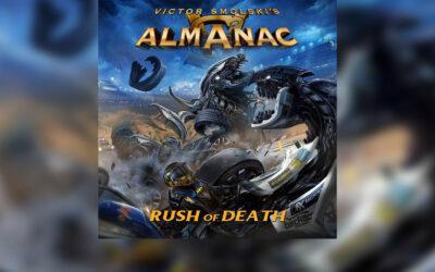 Review: ALMANAC y su más reciente trabajo «Rush Of Death»