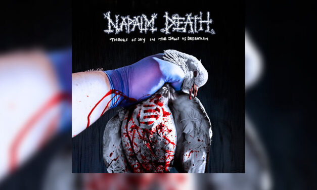 Review: NAPALM DEATH y su nuevo «Throes of Joy in the Jaws of Defeatism»