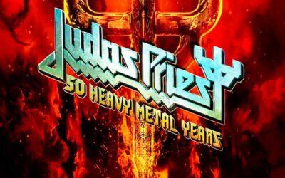 JUDAS PRIEST publicará su libro «50 Heavy Metal Years» en Navidad