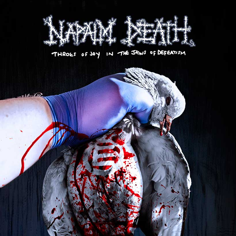 review Napalm death Throes of Joy in the Jaws of Defeatism