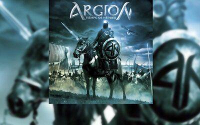 Review: ARGION presenta «Tiempo de héroes» (2020 – Maldito Records)