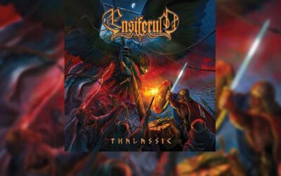 Review: ENSIFERUM presenta «Thalassic» (2020 – Metal Blade Records)