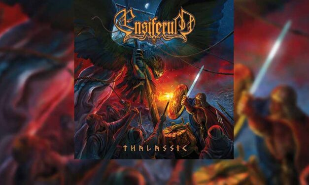 Review: ENSIFERUM presenta «Thalassic» (2020 – Metal Blade Records)