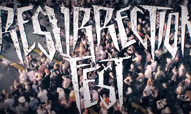 CRISIX publica el videoclip del tema oficial del Resurrection Fest