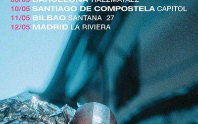 SKUNK ANANSIE reubica su gira española en mayo de 2021