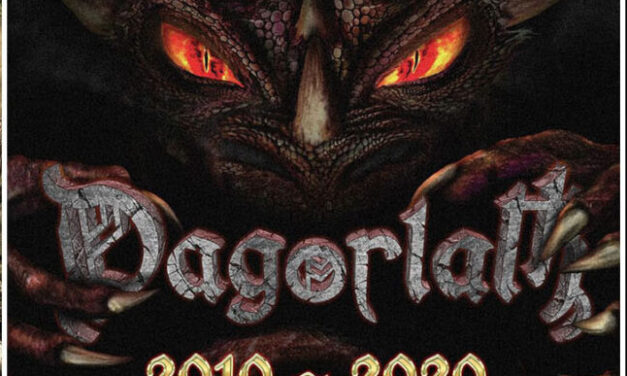 DAGORLATH celebra su décimo aniversario con nuevo disco y vídeo