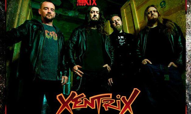 XENTRIX es la última incorporación del XIX SKULLS OF METAL