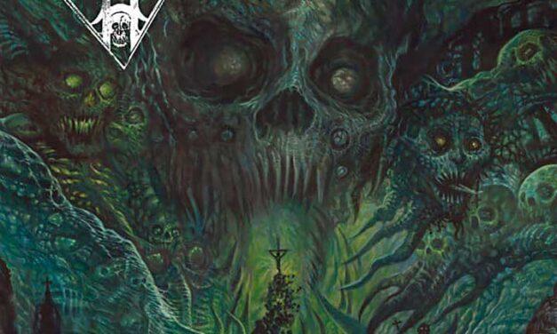 ASPHYX lanza el tercer single de su inminente nuevo trabajo «Necroceros»