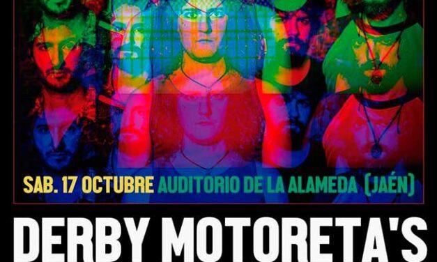 DERBY MOTORETA'S BURRITO KACHIMBA actuará el 17 de octubre en Jaén