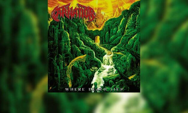 Review: CARNATION y su segundo álbum «Where Death Lies»