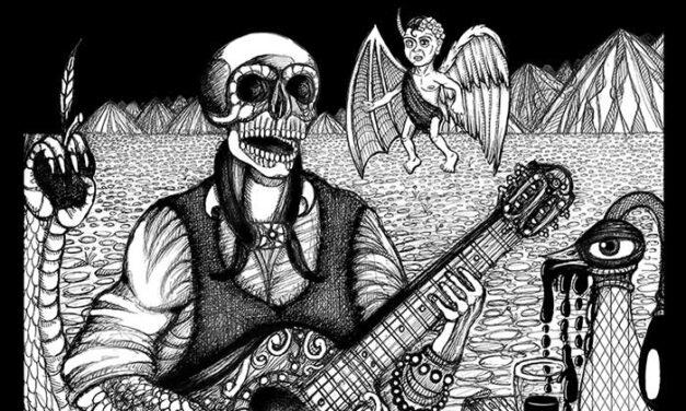 NO PACIENCIA ya tiene su disco «Canciones paganas» en la calle