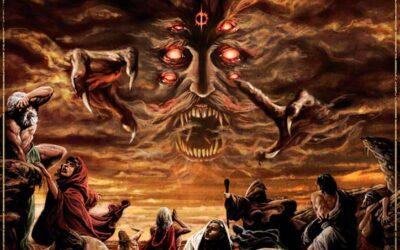 PSYCROPTIC lanza hoy su nuevo EP «The Watcher Of All»