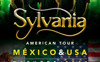 SYLVANIA anuncia su primera gira internacional por México y EEUU