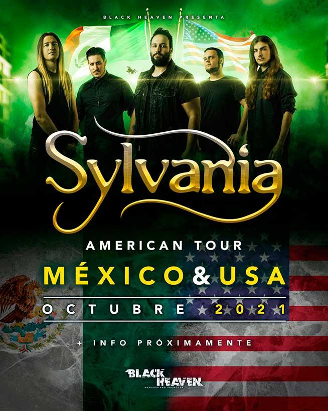 sylvania gira mexico EEUU